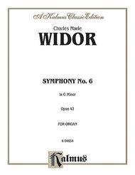 Symphony No. 6 in G Minor, Op. 42