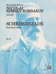 Scheherezade - 1 Piano/4 Hands