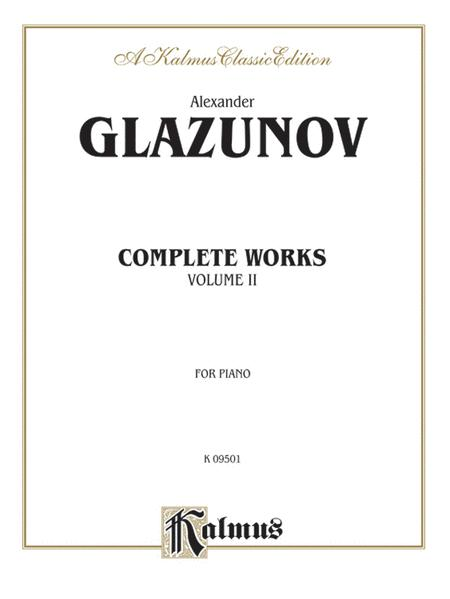 Complete Works, Volume 2