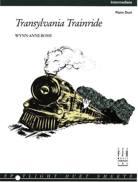 Transylvania Trainride