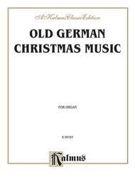 old german christmas music scheidt pachelbel and others - German Christmas Music