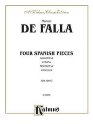 Four Spanish Pieces