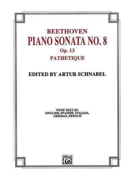 Piano Sonata #8 In C Minor, Op.13