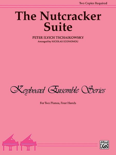 The Nutcracker Suite - 2 Pianos/4 Hands