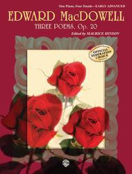 Three Poems, Op. 20