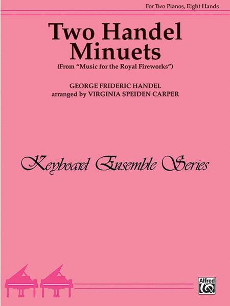 Two Handel Minuets