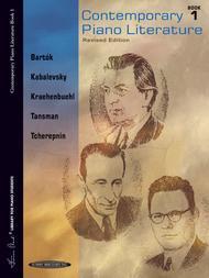 Contemporary Piano Literature, Book 1