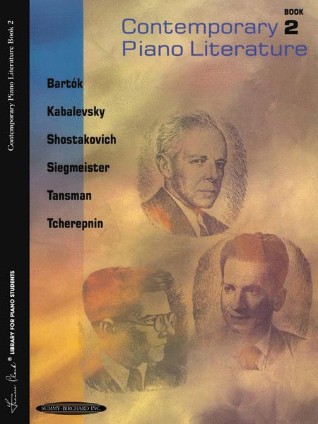 Contemporary Piano Literature, Book 2