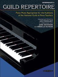 Guild Repertoire - Intermediate A