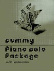 Summy Solo Piano Package