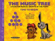 The Music Tree - Time to Begin, Primer
