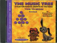 The Music Tree - Time to Begin /Primer (Accompaniment CD)