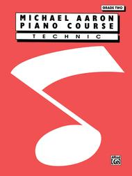 Michael Aaron Piano Course Technic