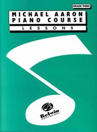 Michael Aaron Piano Course Lessons Grade 3