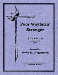 Poor Wayfarin' Stranger