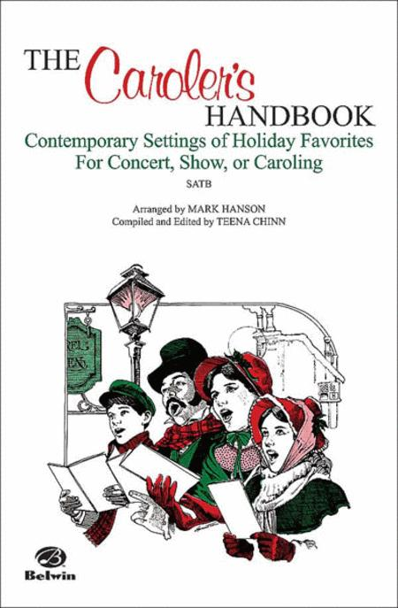 The Caroler's Handbook (Contemporary Settings of Holiday Favorites)