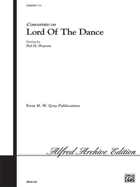 Concertato on Lord of the Dance