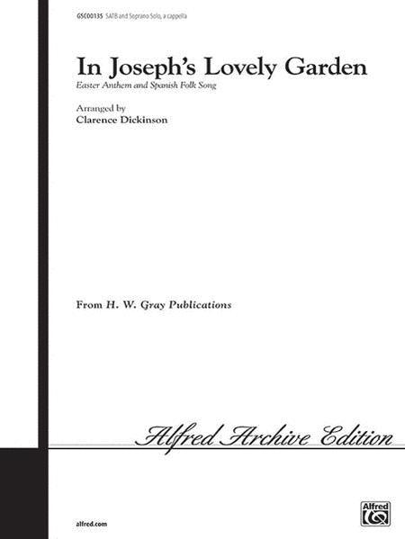 In Joseph's Lovely Garden
