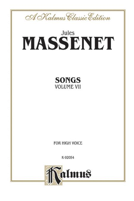 Songs, Volume 7