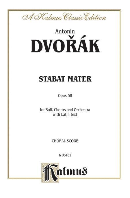 Stabat Mater, Op. 58
