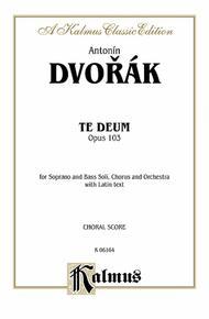 Te Deum, Op. 103