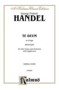 Dettingen Te Deum (D Major)