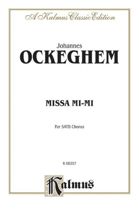 Missa Mi-Mi