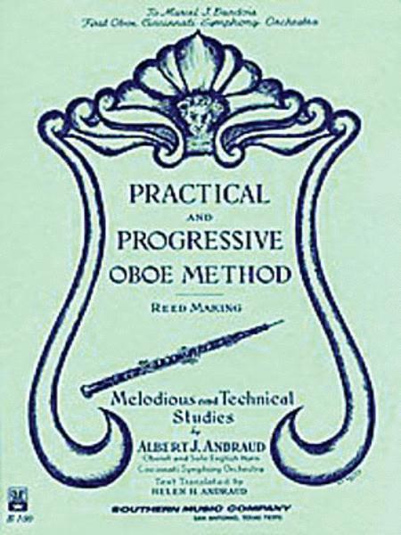Practical and Progressive Oboe Method (Reed Maki)