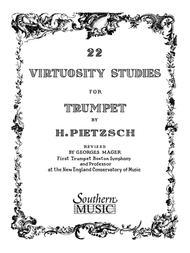 22 Virtuosity Studies