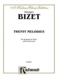 20 Melodies -- Soprano or Tenor