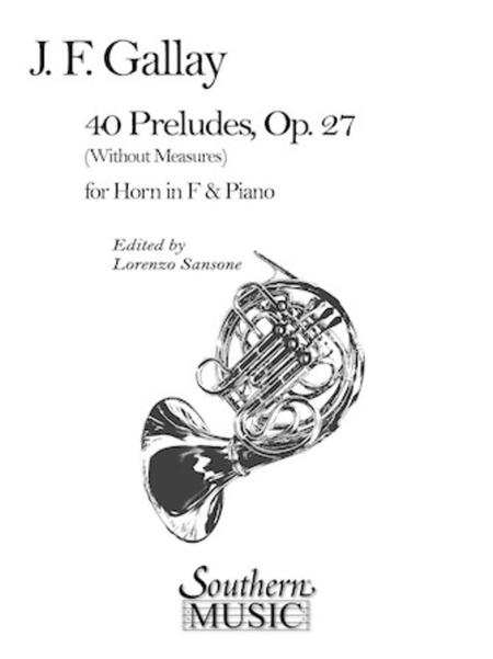 40 Preludes, Op. 27 (Archive)