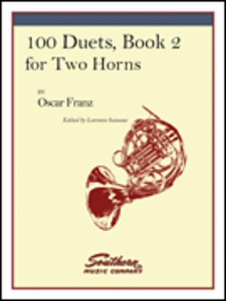 100 Duets, Book 2