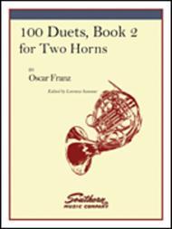 One Hundred ( 100) Duets, Bk. 2