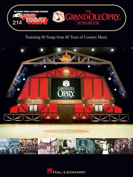 The Grand Ole Opry Songbook