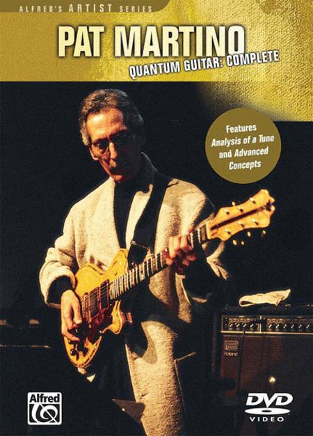 Pat Martino -- Quantum Guitar Complete
