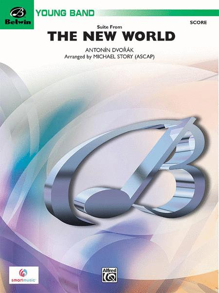 The New World, Suite from