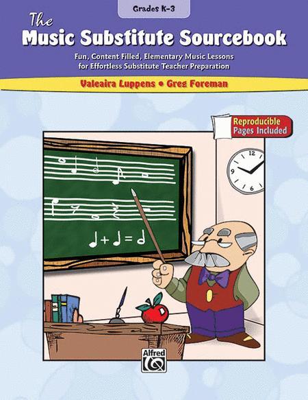 The Music Substitute Sourcebook