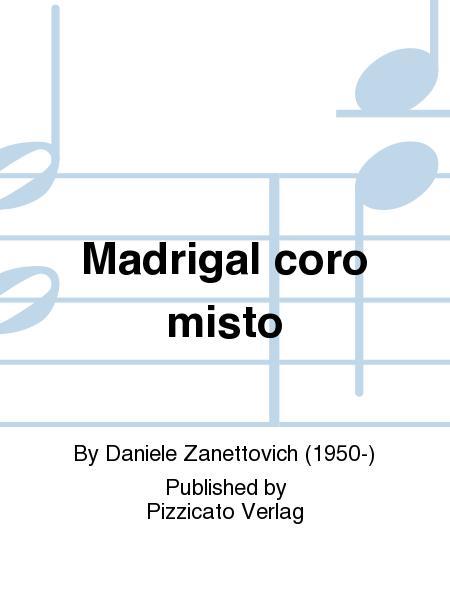 Madrigal coro misto