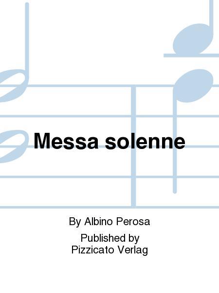 Messa solenne