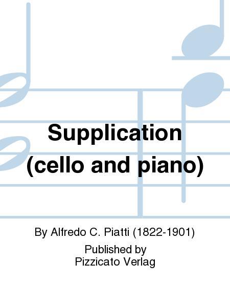 Supplication (cello and piano)