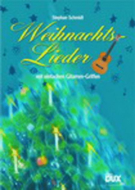 Disney Weihnachtslieder.Weihnachtslieder Mit Einfachen Gitarrengriffen Sheet Music By