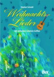 Weihnachtslieder mit einfachen Gitarrengriffen