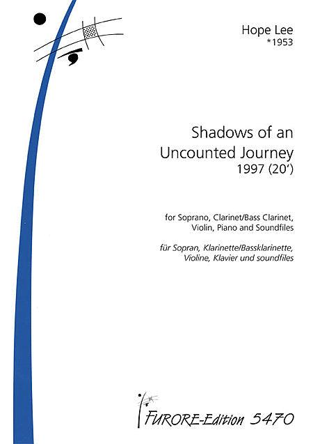 Shadows of an uncounted journey