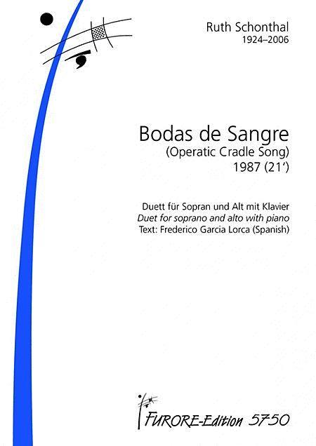 Bodas de Sangre (Operatic cradle song)