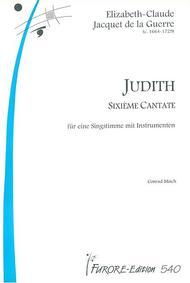 Judith (Cantata)