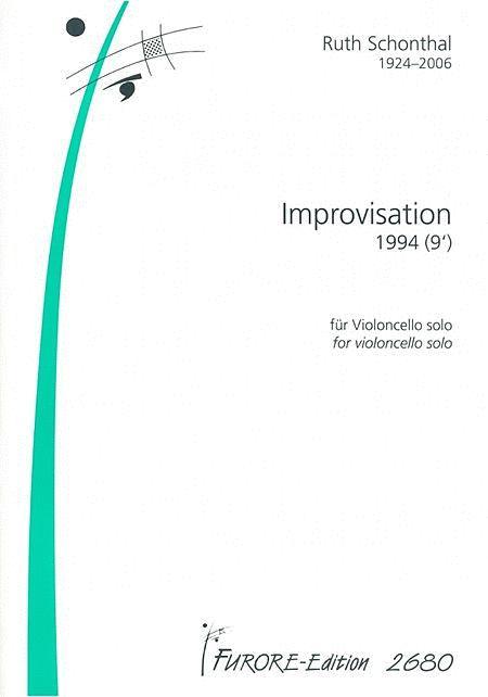 Improvisation for Solo Cello