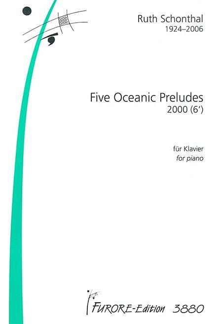 Five Oceanic Preludes