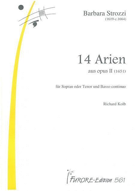 14 Arien aus op.2