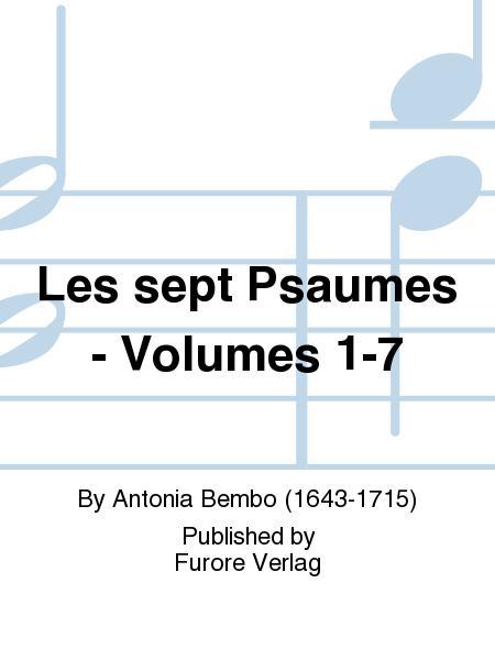 Les sept Psaumes - Volumes 1-7
