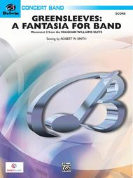 Greensleeves: A Fantasia for Band